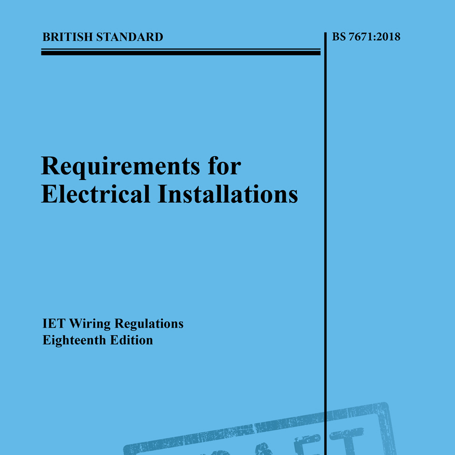 Iet And Bsi Announce The Official Changes To 18th Edition House Wiring Terminology Electrical Times