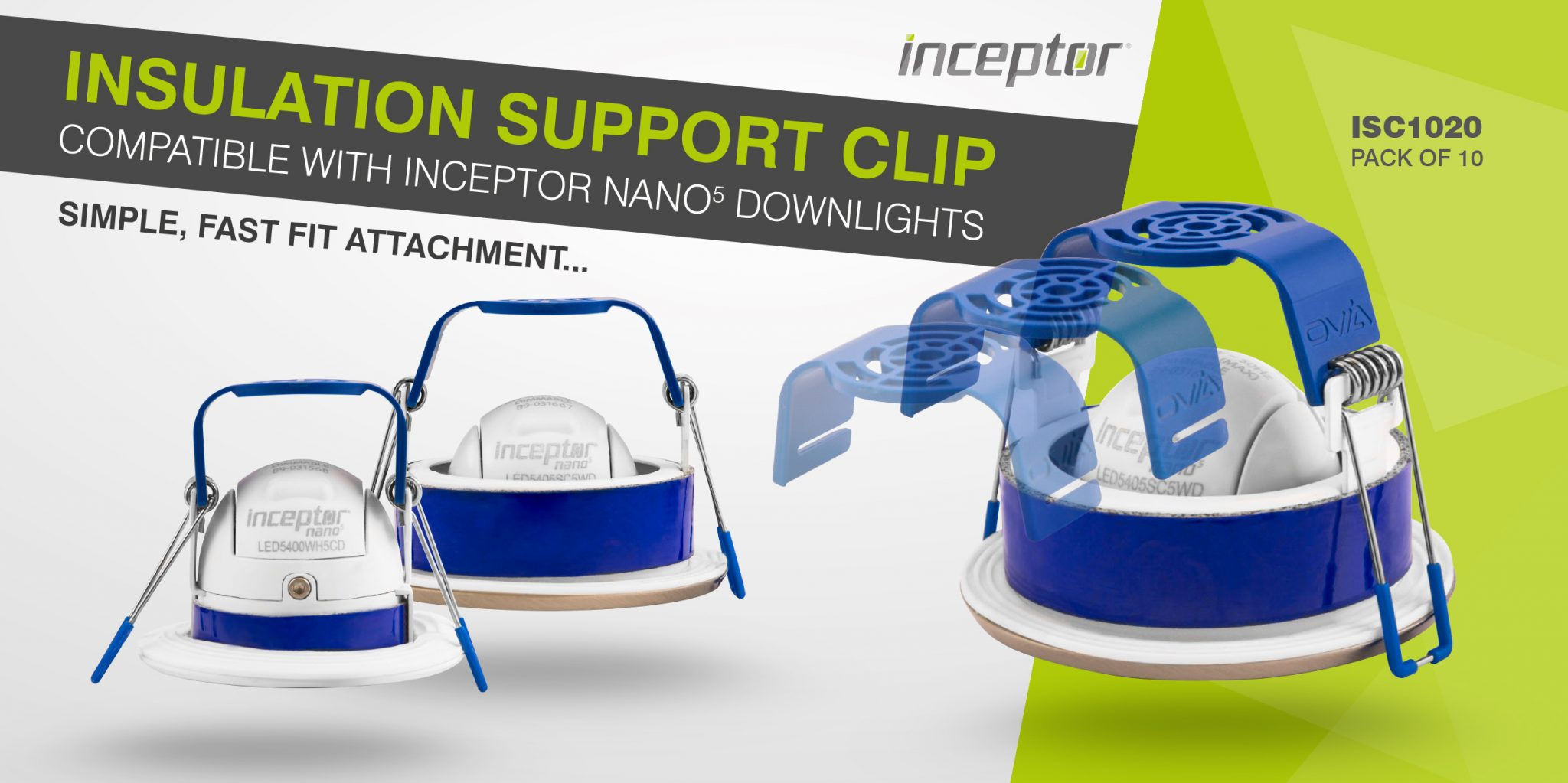 promo code 6f19f a5aad Scolmore adds insulation support bracket for Inceptor Nano ...