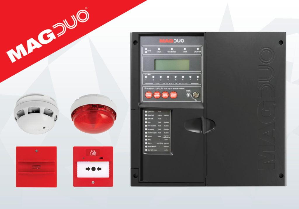 ESP MAGPro Addressable Smoke Detector